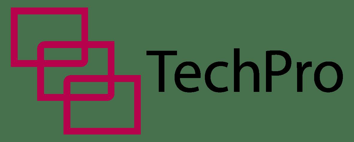 TechPro - Logo - Classic