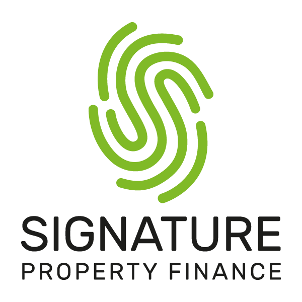 Signature property finance branding design
