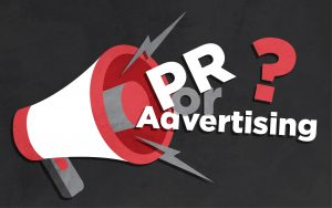 PR or advertising